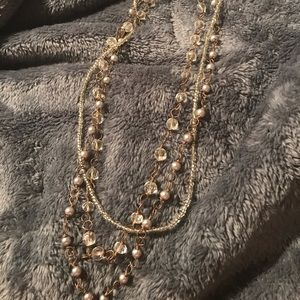 3-layer necklace made in India